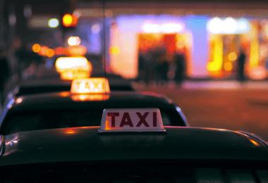 Оставляете свою машину у нас? Отправим на такси до дома за свой счет!